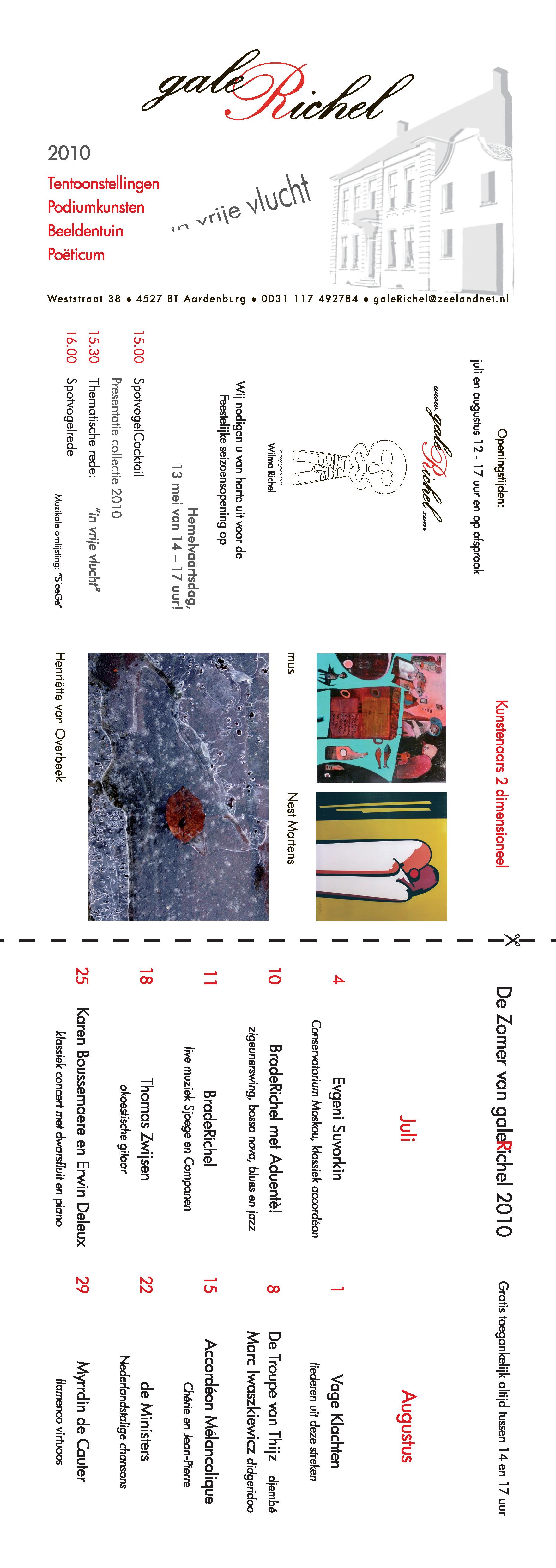 folder galeRichel 2010