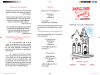 doopsgezinde tri-fold brochure